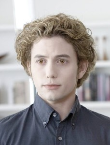 Jackson Rathbone as Twilight's Jasper